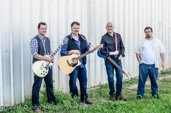 The Northern Rebels Band On Location Portraits of Members & Band for Promotional Uses