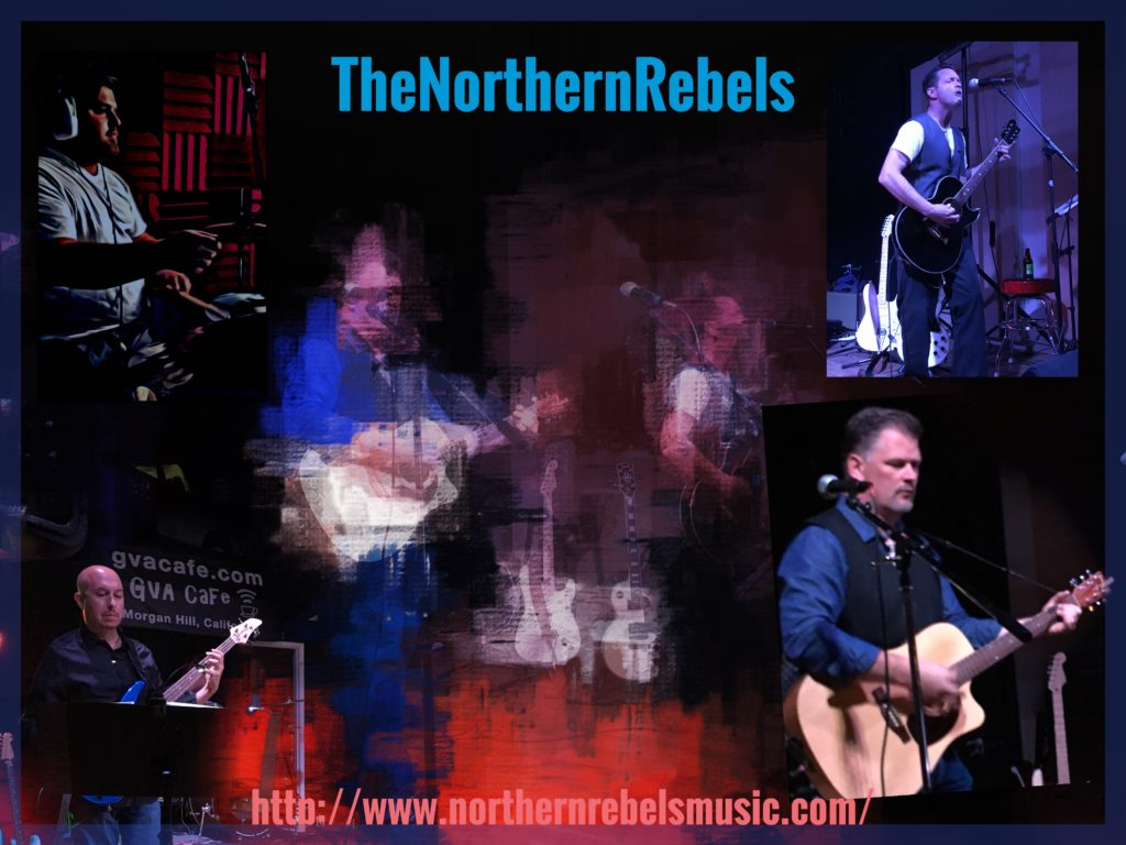 The Northern Rebels at GVA Cafe poster